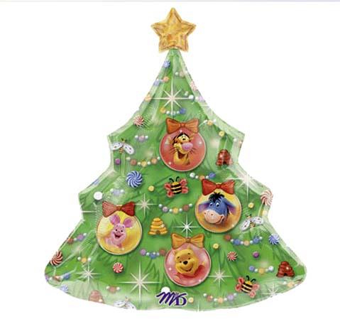 Articolo elenco vis2 jolly toys addobbi ed articoli for Albero natale gonfiabile