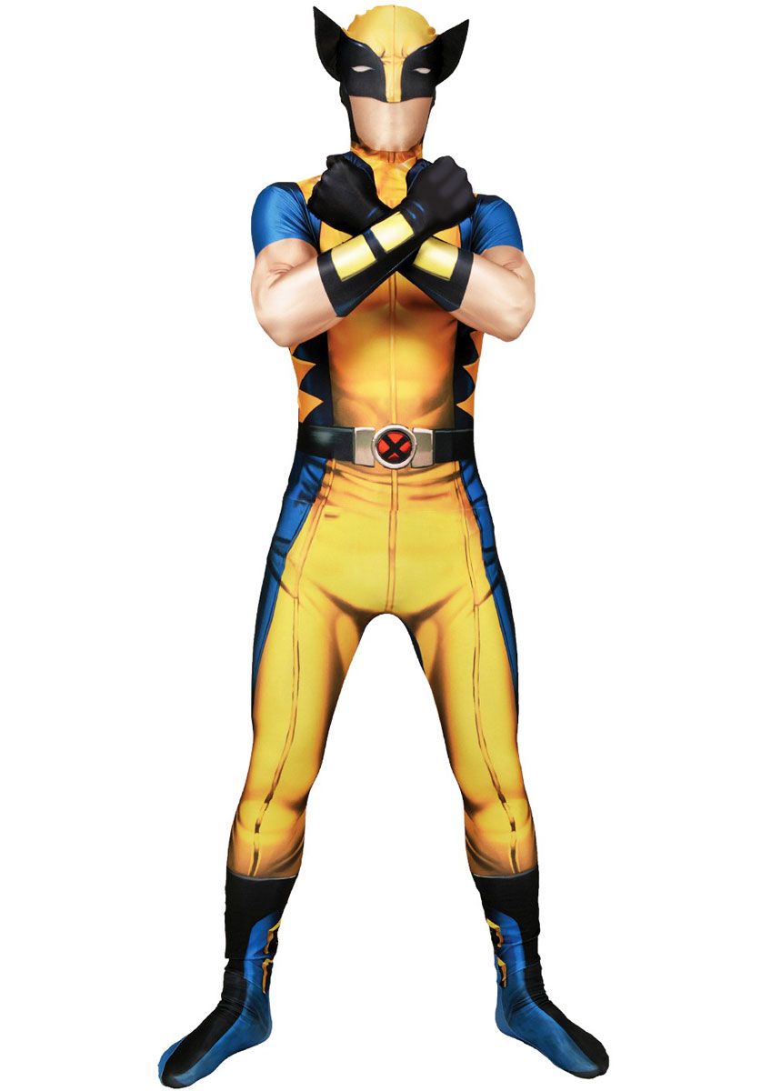 Costume WOLVERINE -Morphsuits