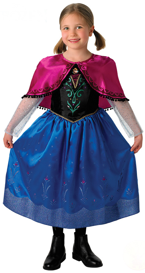 COSTUME ANNA - FROZEN