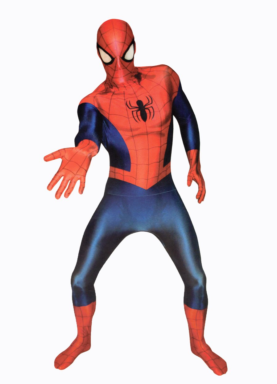 Costume SPIDERMAN -Morphsuits